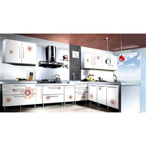 Modular Kitchen Cabinets Price by Godrej Modular Kitchen At Rs 100000 Pack S Faridabad