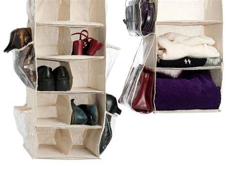 2 deluxe closet organizer home kitchen