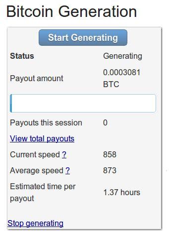 web based bitcoin miner browser based bitcoin mining browser based bitcoin