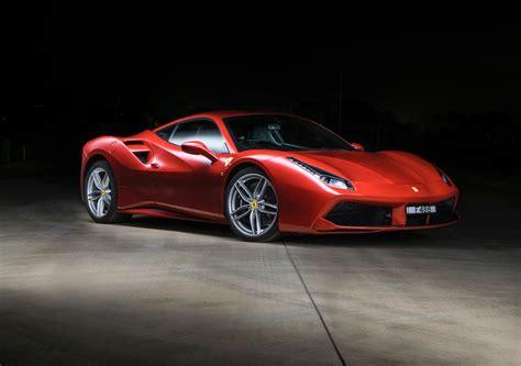 Best Supercar Ferrari 488 Wallpapers Hd #43382 Wallpaper