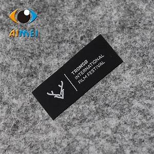 free design free shipping customize 200pcs lot outdoor With design own clothing label