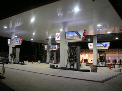 led gas station light manufacturer led lighting china