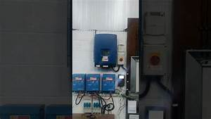 3 Phase Solar System Off Grid 18kw Battery Bank  Northern