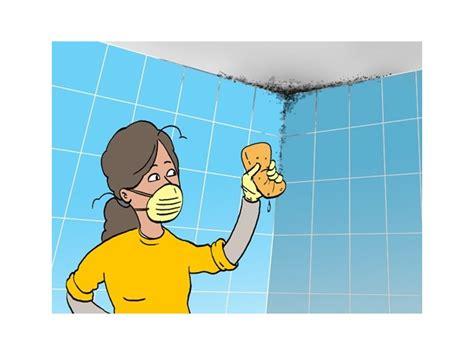 enlever humidite salle de bain enlever la moisissure dans la salle de bains et pr 233 venir apparition humidit 233 livios