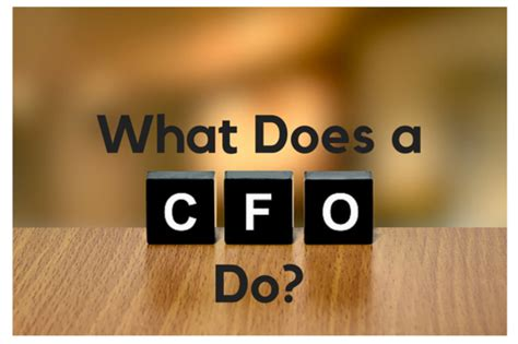 What Is A Cfo  Intigro  What Does A Cfo Do Intigro