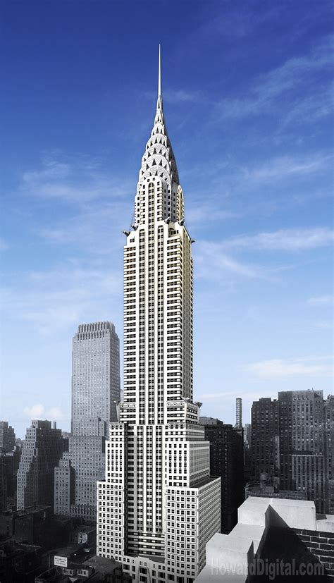 Chrysler Building Ny by Forensic Genealogy Book Contest