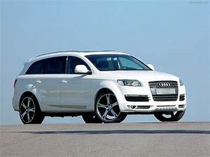 ABT Audi Q7 2006 Exotic Car Picture #13 of 28 : Diesel Station