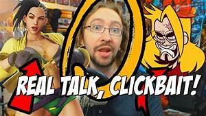 REAL TALK: Clickbait & Thumbnails - YouTube
