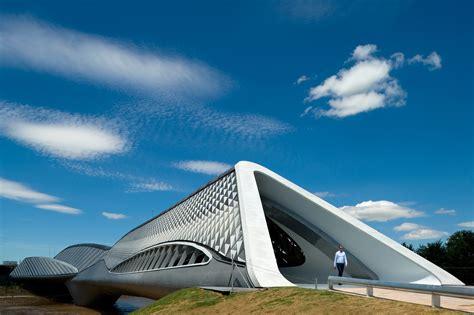 Zaha Hadid l'architecture perd sa star  Le Temps