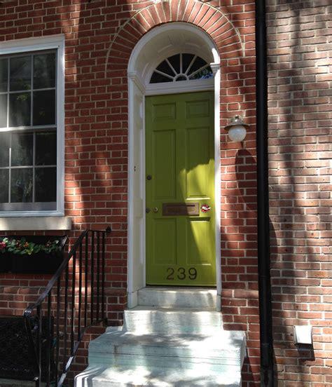 door inspiration philadelphia society hill historic