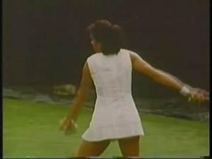 Margaret Court vs Virginia Wade 1969 U.S. Open, Forest ...