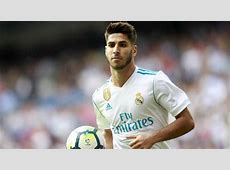 Real Madrid's Marco Asensio ruled out of Champions League