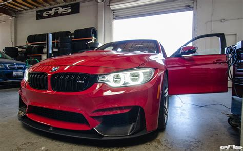 red bmw 2016 the return of imola red in a bmw f80 m3