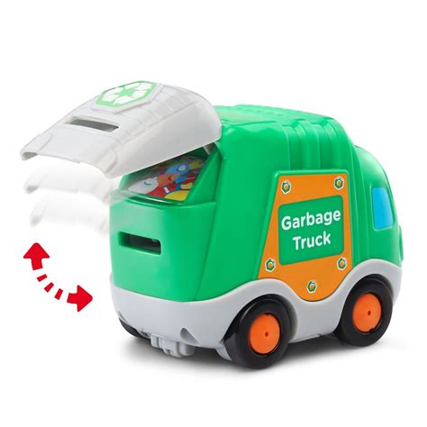 toot toot drivers dustbin  educational infant toys