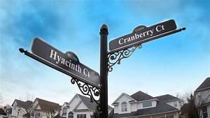 Custom, Street, Name, Signs, U2013, Sign, Company, Long, Island, Ny