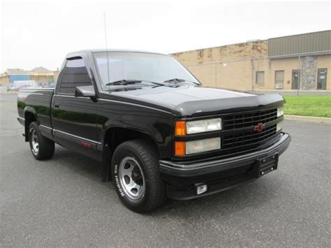 1990 Chevrolet 454 Ss Pick Up Only 37k Miles Rare Find