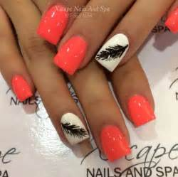 Examples of nail art design and