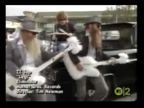zz top legs  video youtube