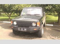 febrisuharto 1984 Isuzu Trooper Specs, Photos