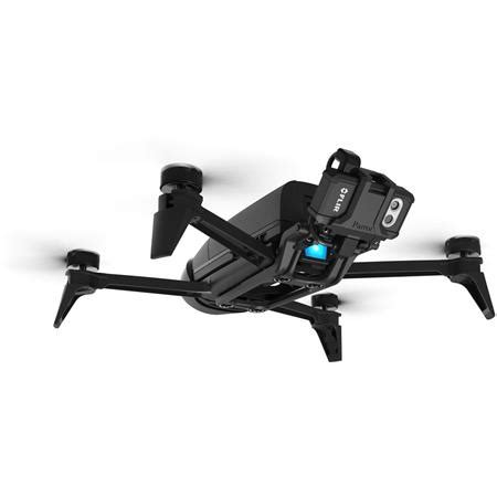 parrot bebop pro    thermal quadcopter skycontroller