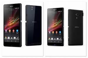 Xperia Sony Smartphones  Xperia Z  U0026 Zl