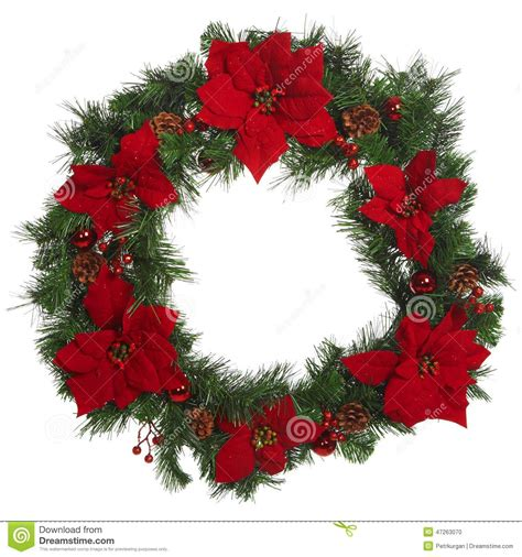 christmas crown stock photo image