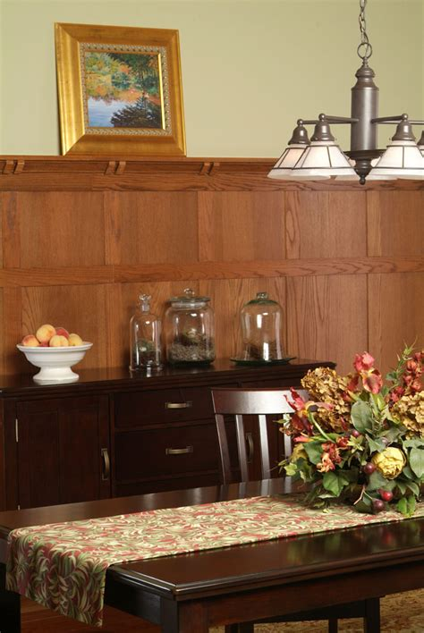 classic craftsman paneling system