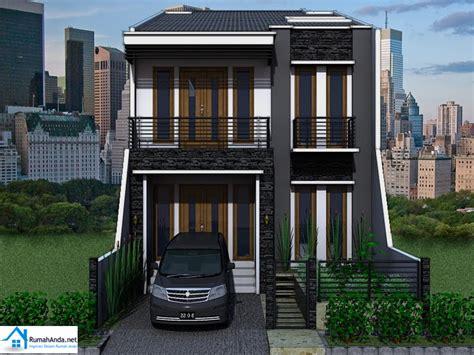 desain rumah minimalis  lantai type  blogger reog