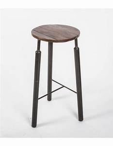 Barhocker Metall Holz : barhocker metall holz im industriedesign hocker metall sitzh he 65 cm barst hle barhocker ~ Indierocktalk.com Haus und Dekorationen