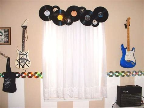 Music-themed Home Decor Ideas For Avid Music Lovers