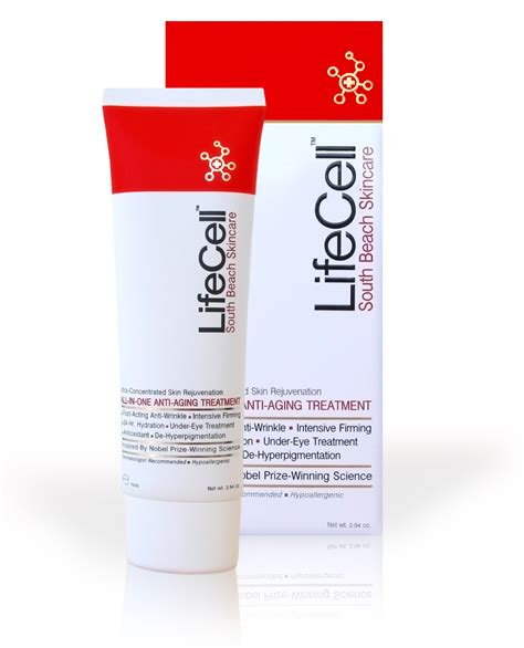 Lifecell - All-In-One Antiaging Treatment SCAM - Best Anti