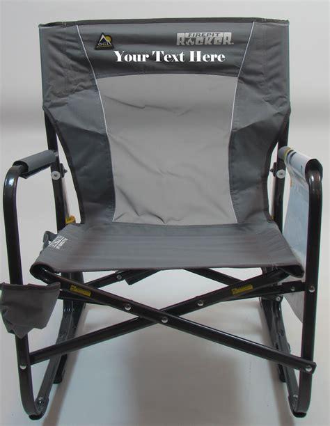 gci outdoor rocker chair imprinted pit rocker by gci outdoor