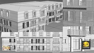 Logiciel Pour Faire Des Plans De Batiments : mod lisation 3d pour l 39 architecture 3dgraphiste fr ~ Premium-room.com Idées de Décoration