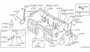 Service Manual  1991 Nissan 300zx Dash Removal Diagram