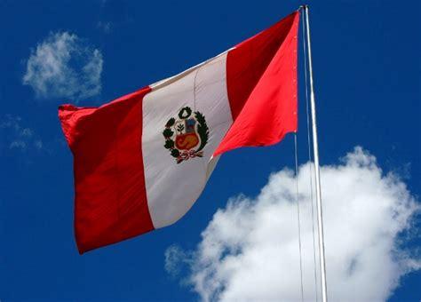 imagenes de la bandera de peru bandera de peru