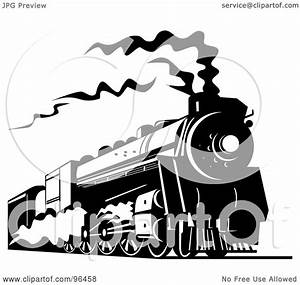 Black And White Cartoon Train | www.imgkid.com - The Image ...