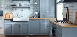 Ikea Bodbyn Grau : bildresultat f r ikea bodbyn k k r rvik pinterest ikea k che ikea und grau ~ Markanthonyermac.com Haus und Dekorationen