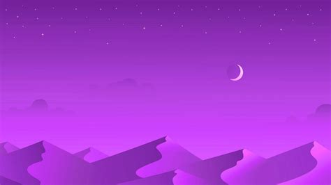computer aesthetic purple wallpapers