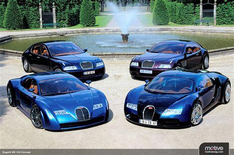 Bugatti Concept Car by Concept Car Remembering The Bugatti Eb118 6speedonline