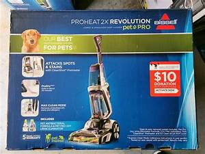 Bissell Revolution Pet Pro Manual