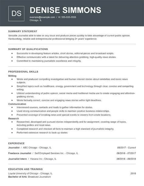 Resume Now by 2019 S Best Resume Templates By Category Resume Now