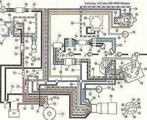 Need A Wiring Diagram For Alternator For A  U0026 39 99 Volvo Penta