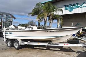 For Sale  Used 2008 Sea Pro Sv1900 Cc In Pearland Texas