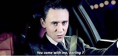 Gentleman British Hiddleston Tom Suit Loki Come
