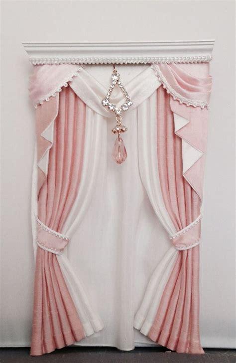 22 best Curtains, Drapes & Valances  Dollhouse Miniature