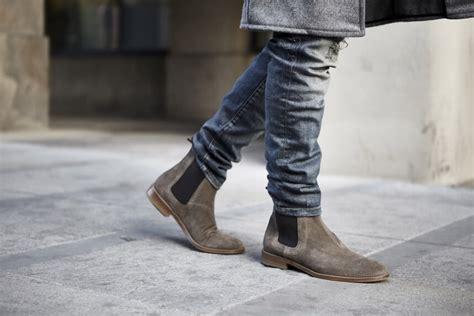 chelsea boots  men   wear
