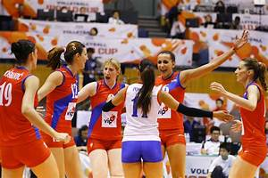China and Serbia on road to Rio | FIVB - Press release