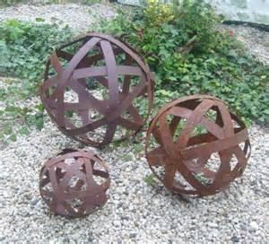 Gartendeko Edelrost by Gartendeko Aus Rost Coole Beispiele Archzine Net