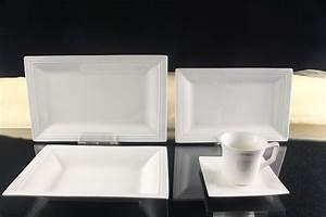 Essservice 12 Personen : tafelservice wei 12 personen porzellan essservice ~ A.2002-acura-tl-radio.info Haus und Dekorationen