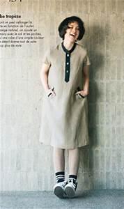 Vêtements En Lin Et Coton : v tements faciles en lin et en coton perles co ~ Carolinahurricanesstore.com Idées de Décoration